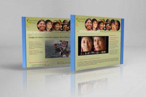 Site Internet du voyagiste Culture Contact