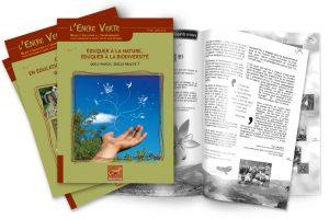 Revue d'éductation à l'environnement - secrétariat d'édition