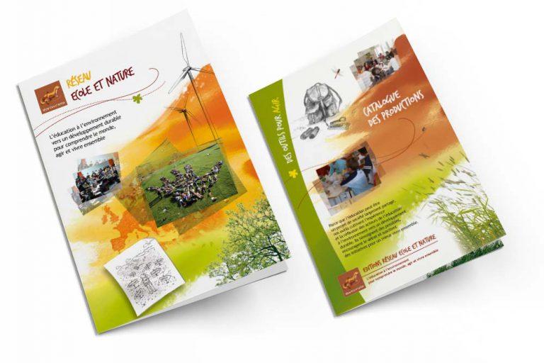 Réseau école et nature, stratégie et outils de communication