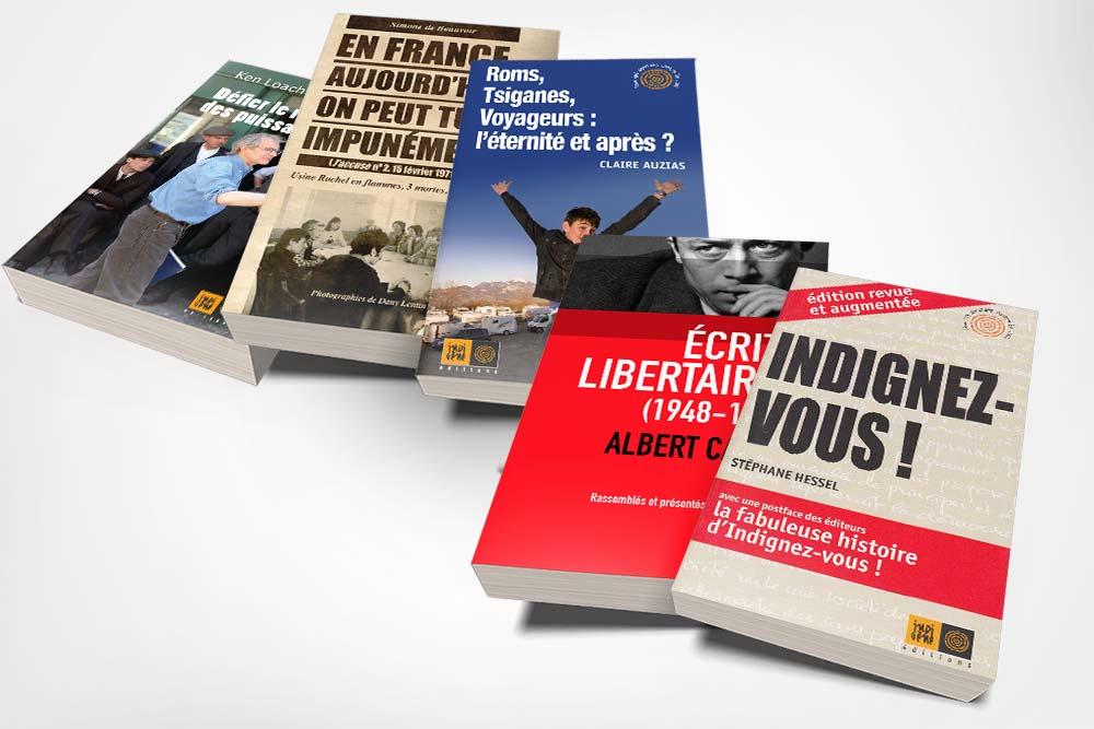 Indigène éditions - assistante d'édition