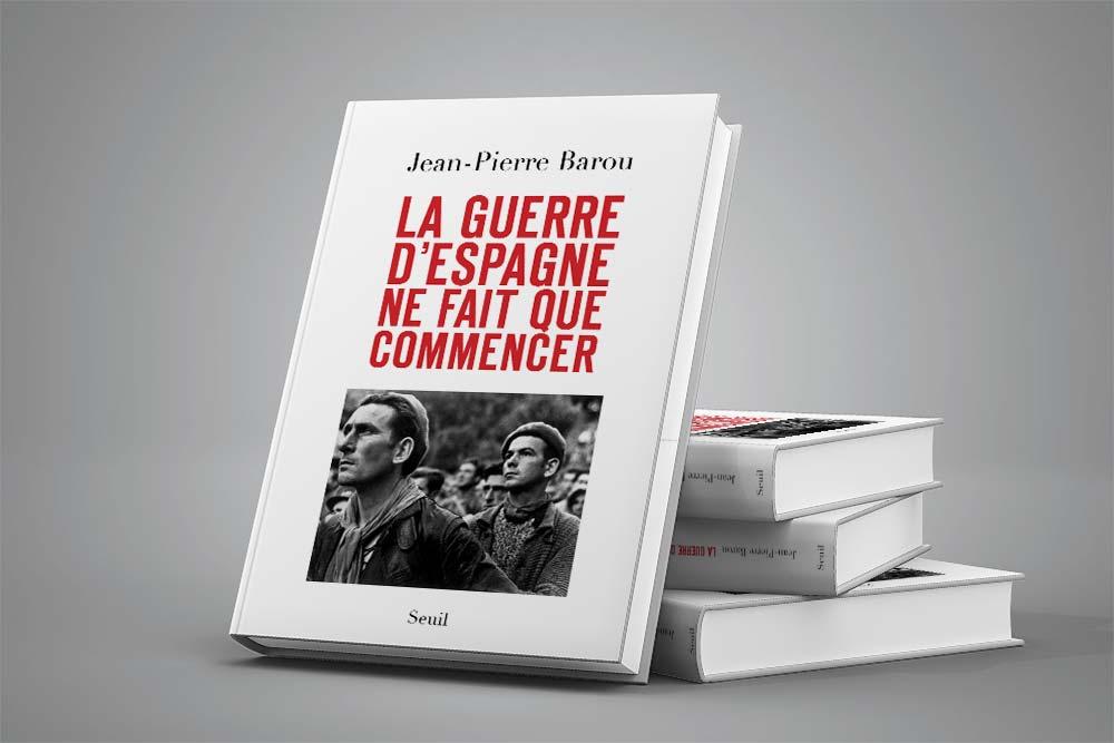 Assistante de recherche et traduction pour auteur du livre La Guerre d'Espagne ne fait que commencer